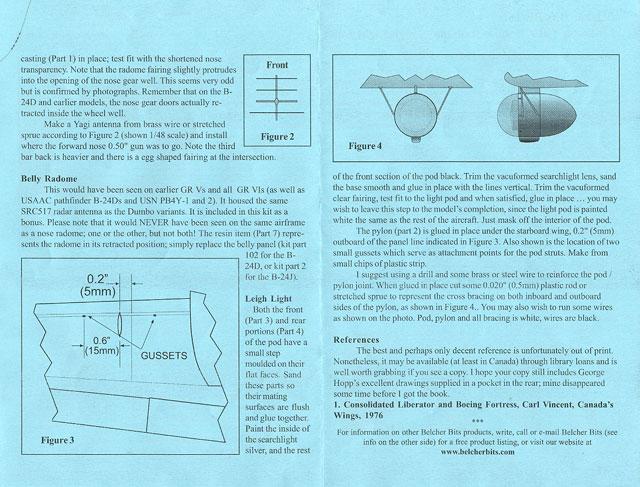 Liberator Gr V  U0026quot Dumbo U0026quot  Radome Review  Belcher Bits 1  48